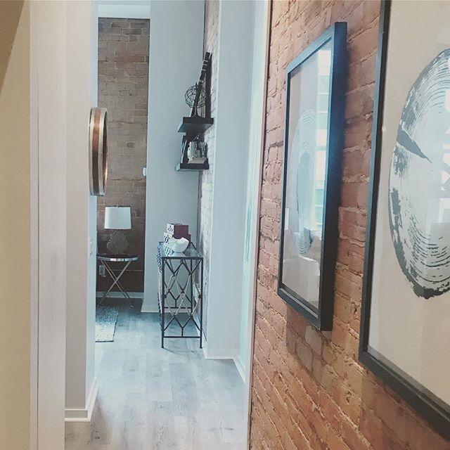 Little snapshot into my day of apartment hunting with @paulandpaul_realestate. Got to see this amazing boutique residence in the heart of downtown Toronto! Cant wait for the life changes that will soon be taking place. #torontocondos