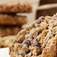 Copycat Potbelly Oatmeal Chocolate Chip #Cookies