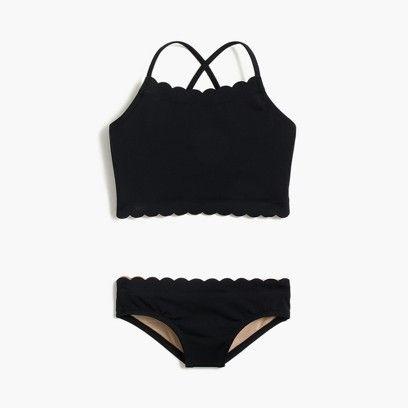 Girls' Swim Suits, Bikinis & More : Girls' Swimwear | J.Crew