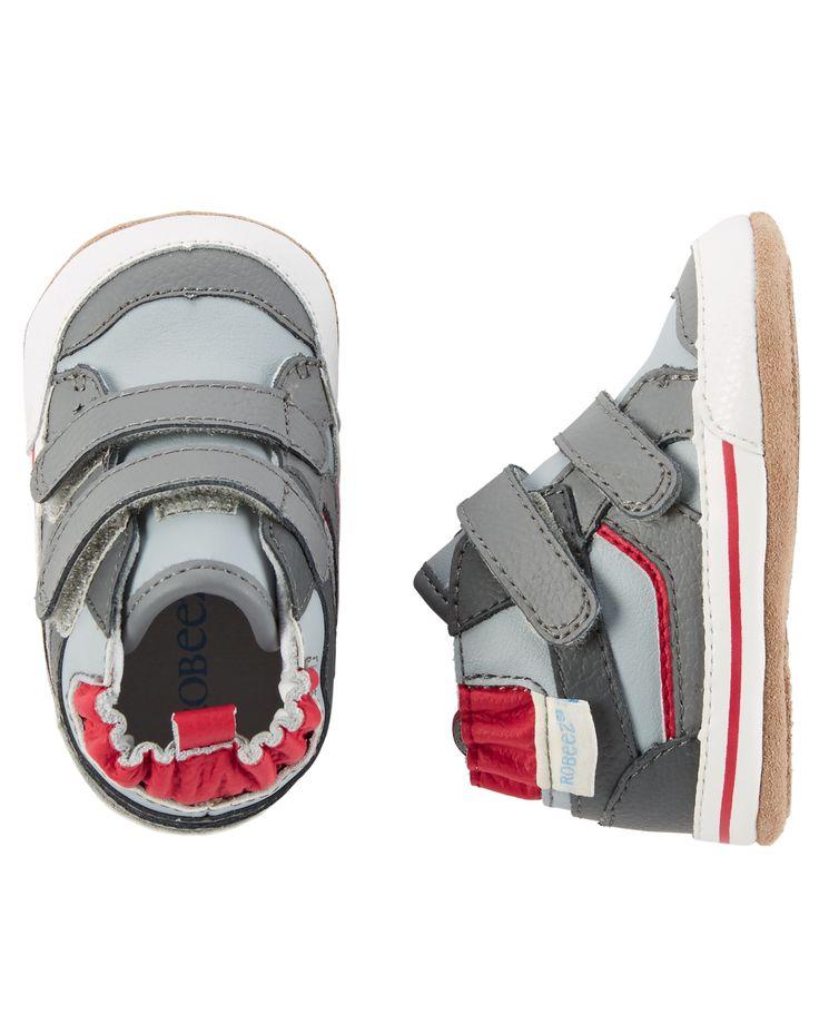 Chaussures souples à tige haute pour bébés garçons | Carter's OshKosh Canada