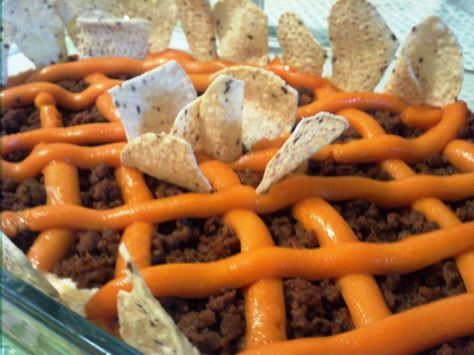 Le Garb: Bistronomia: Comida Mexicana: Nachos vegetarianos