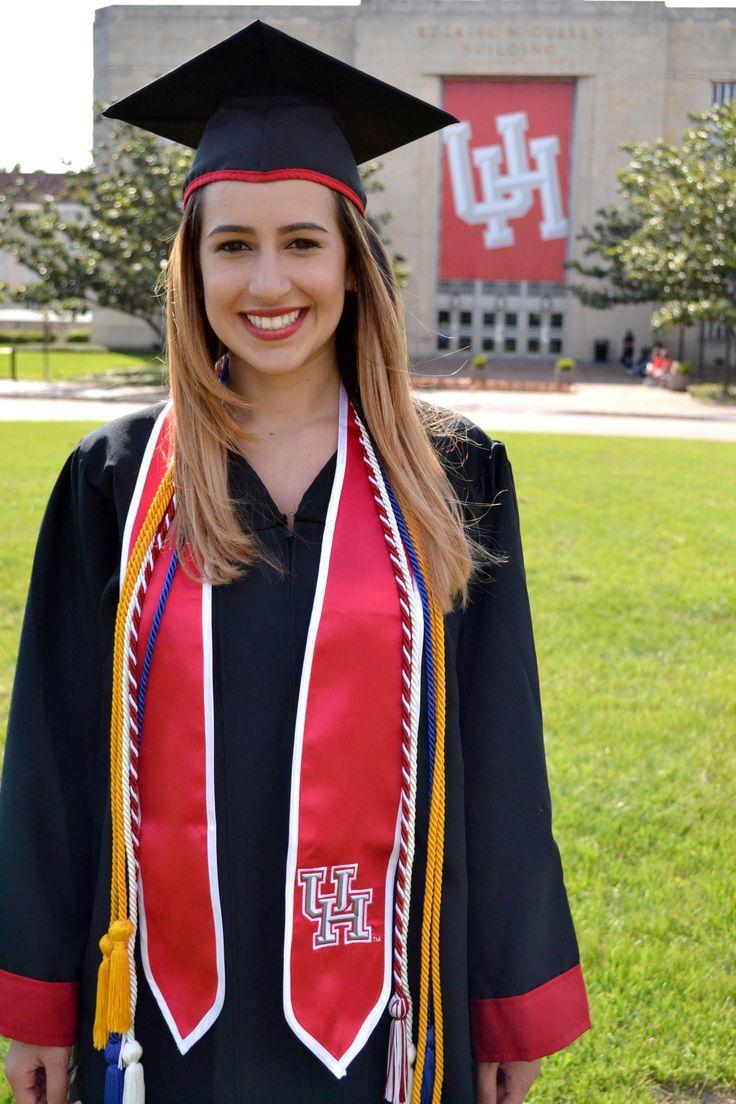 University of Houston Graduation #UHGrad #MLoveCreations Senior Pictures