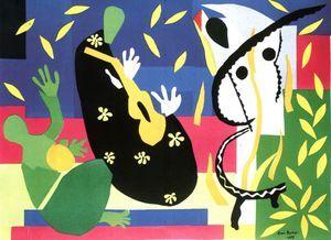 Henri Matisse - La tristesse du roi