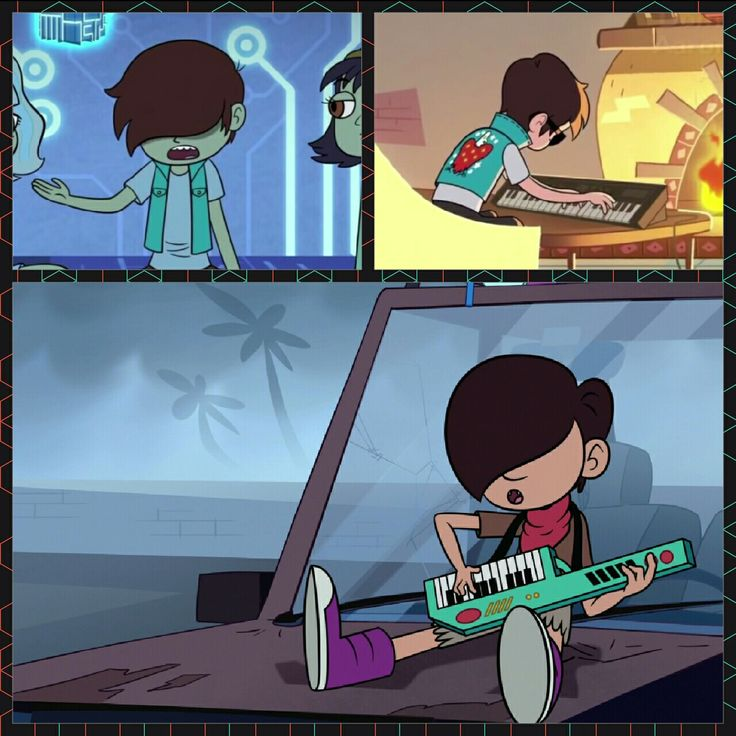 In this episode, Marco seemed to like Jackie,as always,but why did he dress up like Oscar ( thing that  Star would like) if Marco likes Jackie???I know that he might just think that all the girls like it ,but I really like Starco and that's why I pay so much attention to this!!!!! so ....Let me believe in my ship!!(Star vs The Forces Of Evil-Sleepover)