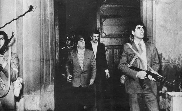 La que se creía la última foto de Salvador Allende