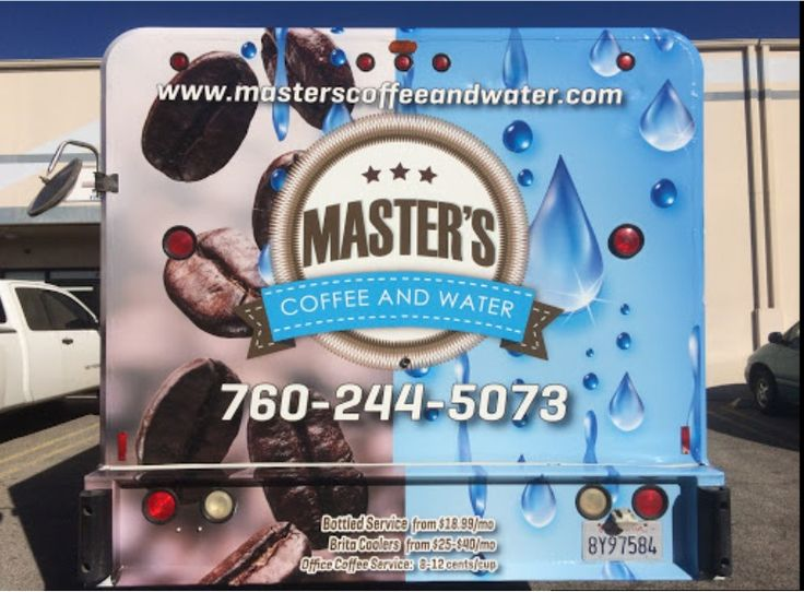 Masters Coffee and Water office coffee service is the clear, quality choice. Includes an extensive selection of nationally recognized coffee brands.