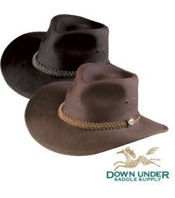 Down Under Australian Oilskin Hat