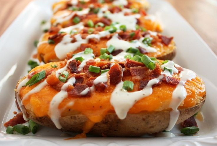 Loaded Twice Baked Potatoes |Cooking Classy