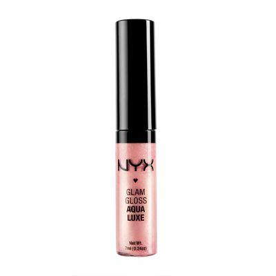 NYX Glam Lipgloss Aqua Luxe 7ml