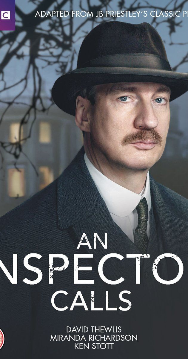 Directed by Aisling Walsh.  With Sophie Rundle, Lucy Chappell, Miranda Richardson, Ken Stott. A mysterious Inspector investigates the wealthy Birling family and their dinner guests following the suicide of a young woman.