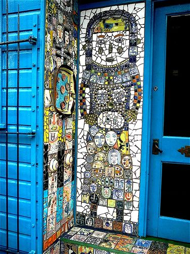 352 Best Mosaic Installations Images On Pinterest Mosaic