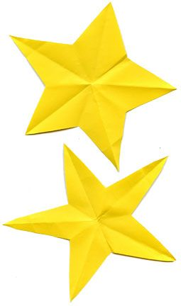 Best 25 star bulletin boards ideas on pinterest star for How to cut a perfect star