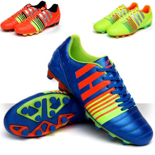 New-Youth-Soccer-Cleats-FG-Outdoor-Kids-Soccer-Shoes-Football-Shoes-Trainers