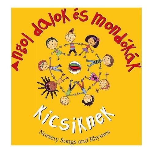 Angol dalok és mondókák kicsiknek gyermek és ifjúsági könyvek mindössze 990 Ft-ért. További kedvezményekért látogass el a Nők Lapja Könyvklubba!