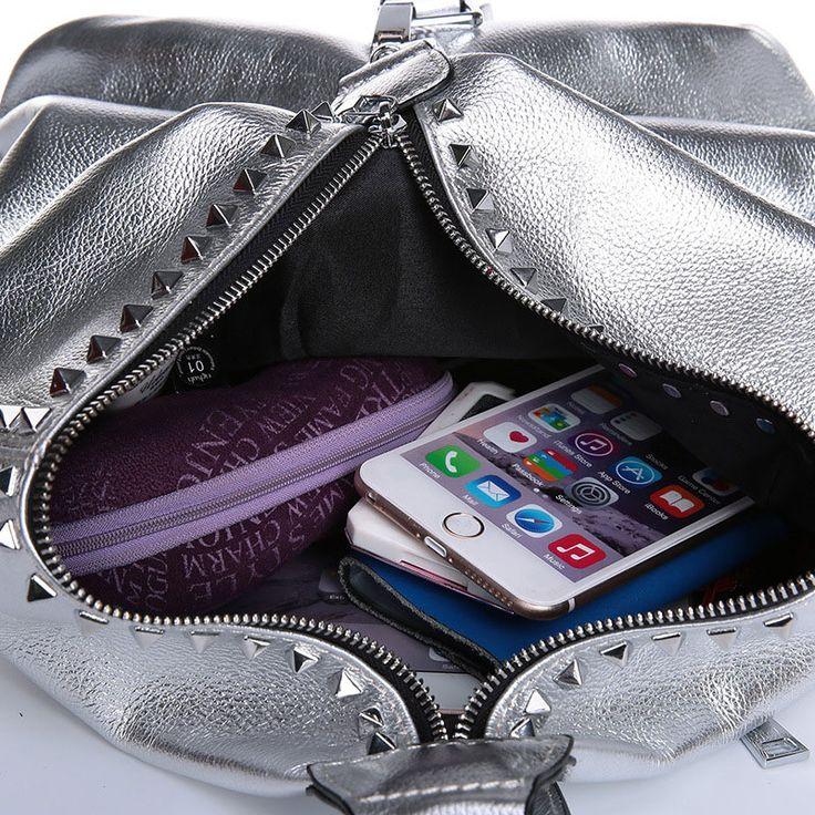 Tienda online de mochilas bolsos de viaje de cuero auténtico de moda para mujeres España