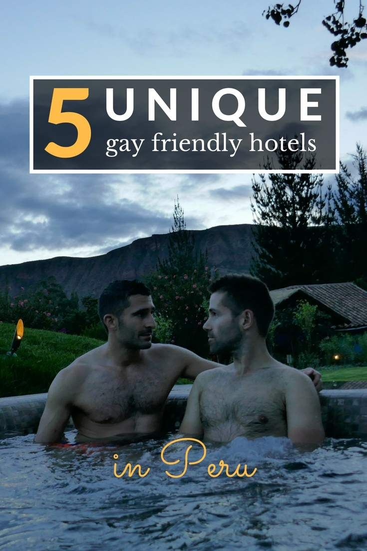 Our 5 unique gay friendly hotels in Peru