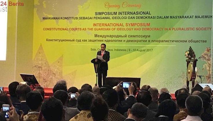 Jokowi: Tidak Ada Warga Negara Kelas Satu atau Kelas Dua...
