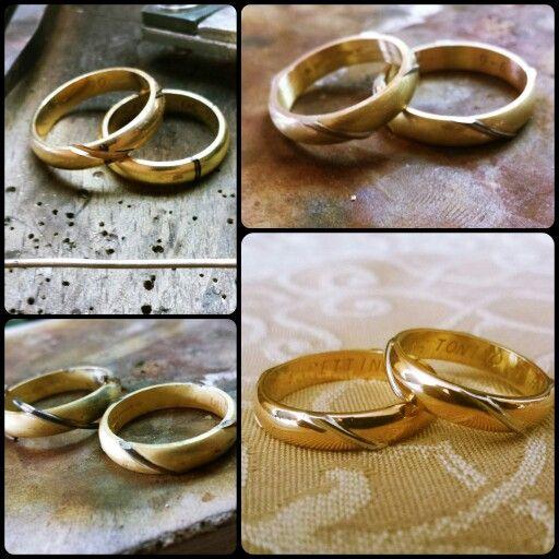 SilverWedding - fede nunziale 25° di matrimonio ☆  #createdbyme