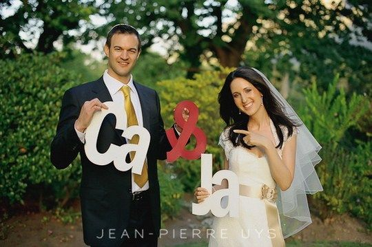 Make your Wedding Day one to Remember with Jean Pierre Uys Photography