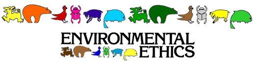 Environmental Ethics Journal