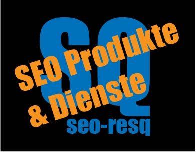 SEO Produkte & Dienste von seo-resq.