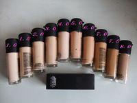 Envío libre 2 PC / lot al por mayor Marca Fundación Líquido Perfección MatchMaster Base de Maquillaje SPF 15 35ml ! + Precio de fábrica !
