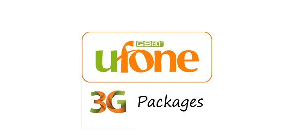 Ufone 3G Daily Internet Packages 2017 Details