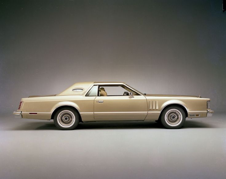 the 1978 lincoln mark v diamond jubillee set a new gold standard with exclusive color
