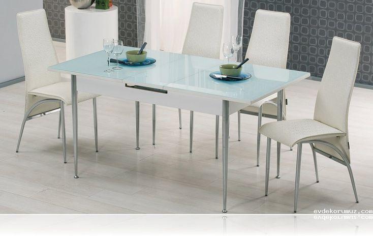 Modern Mutfak Masası Modelleri