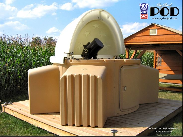 SkyShed Personal Observatory Dome (POD XL5)