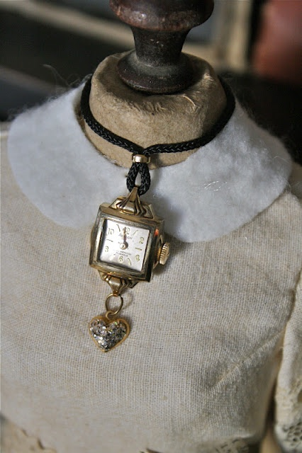 48 best vintage watch repurposed jewelry images on for Repurposed vintage jewelry designers