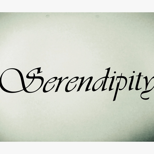 My favourite word...