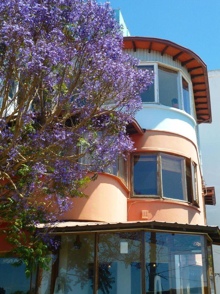 Sebastiana (Pablo Neruda's house), Valparaiso
