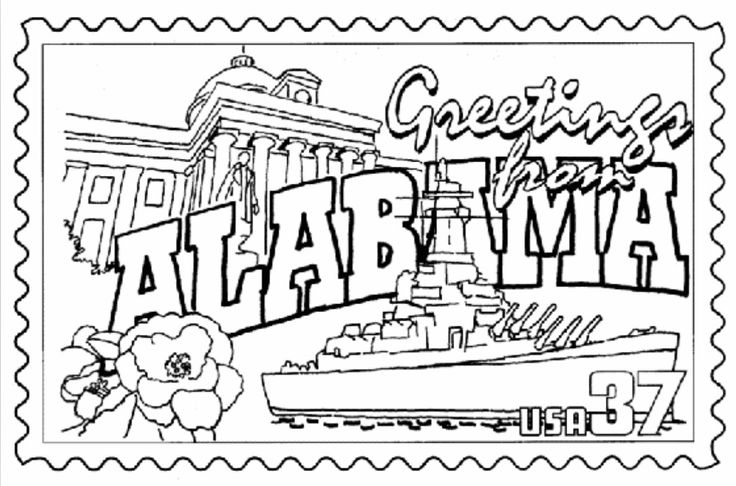 12 best Mississippi coloring pages images on Pinterest