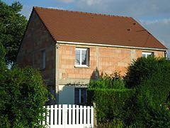 La gare de Saint-Germain-Laxis transformée en maison d'habitation