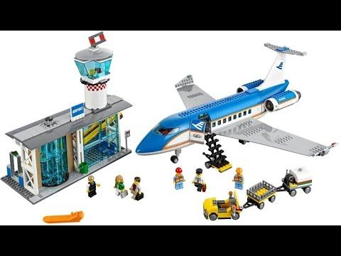 LEGO Airport Passenger Terminal Plane Review , Time Lapse , Speed Build , Unboxing - Set # 60104   Please like and subscribe to my YouTube channel!  Hello everybody! Check out my review and speed build of LEGO set number 60104 the Airport Passenger Terminal.  Buy the set here:  https://shop.lego.com/en-CA/Airport-Passenger-Terminal-60104  Enjoy! Jordbricks