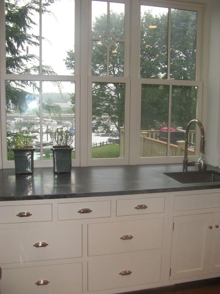 Window Over Kitchen Sink Height