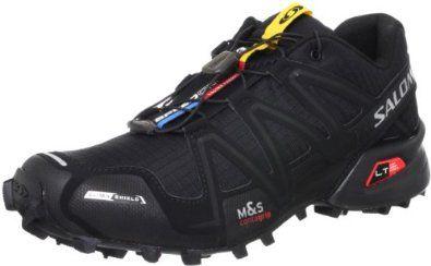 For off road...SALOMON Speedcross 3 CS Men's Trail Running Shoes