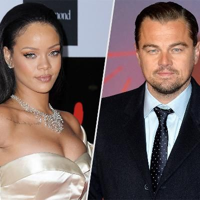 Leonardo DiCaprio and Rihanna Meet Up in Paris But Are Just Friends Says Source