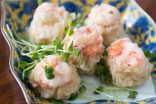 Shrimp Shumai, I did not include the calamari as I could not get it ...