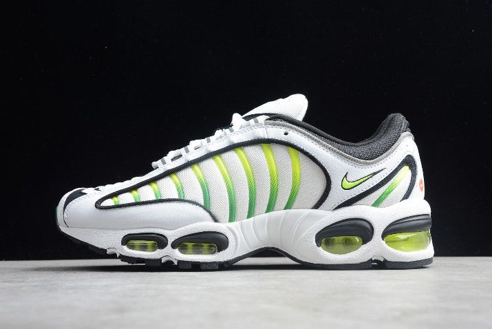 Nike Air Max Tailwind IV WhiteVolt Black Green Red AQ2567