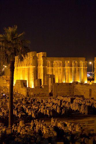 Temple of Karnak - EGYPT