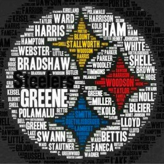 Steelers greats