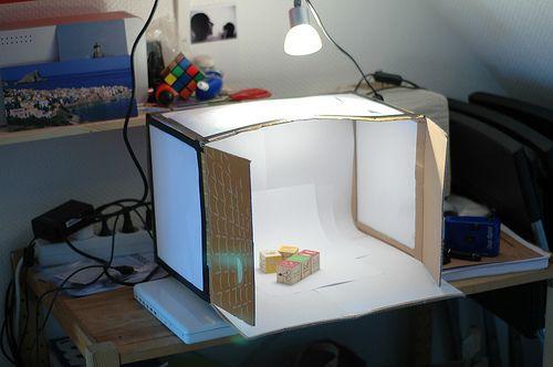 Montar um Mini Estúdio Fotográfico com Fundo Infinito em Casa sem Gastar Dinheiro!