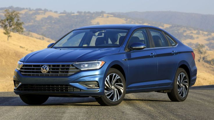 VW Jetta fuel economy improves for 2019, same with manual or automatic