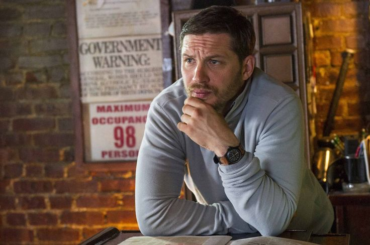 The Drop (2014) Tom Hardy plays cousin Bob, a no nonsense kind of guy. His cousin Marvin, played by James Gandofini helps Bob run Marvin's Bar now owned by Chechnya mafia. Bob is almost a sociopath. Super movie