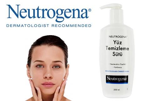 Neutrogena Yüz Temizleme Sütü 200 ML 16,90 TL