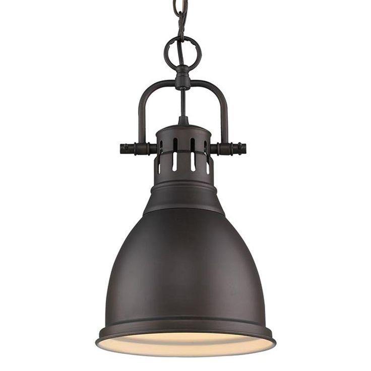 Classic Dome Shade Pendant Light