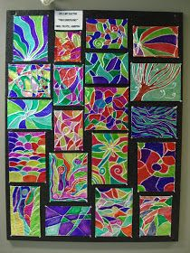 This was a super fun project my Grades 4- 6 mixed elective class did at the end of this school year. They LOVED this project- some even...