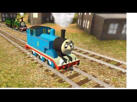 Thomas and friends Томас и его друзья toys baby мультик-игра для детей